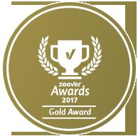 Logo Zoover Award